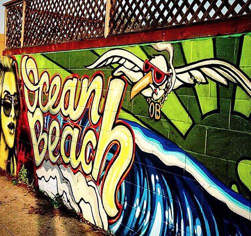 Ocean Beach, SanDiego