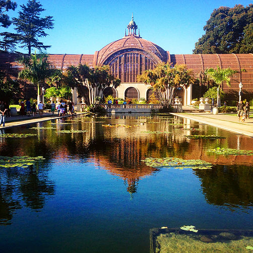 Art Museums in Balboa Park