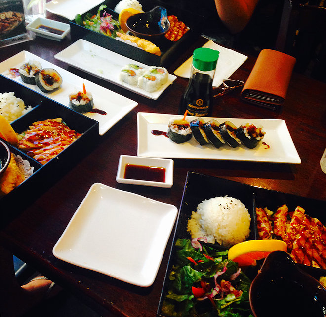 Review: Sushi in SanDiego
